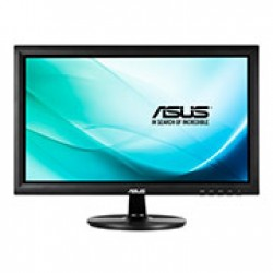 "ASUS MONITOR LED VT207N 19.5"" WIDE TOUCH"