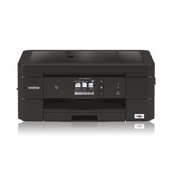 BROTHER MULTIF JATO TINTA A4 MFCJ890DW BLK