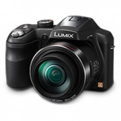 PANASONIC LUMIX DMC-LZ40 20MP 42x/84x ZOOM BLACK