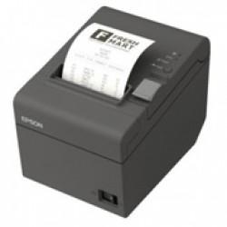 EPSON TM-T20II ETHERNET/USB PRETA C/FONTE