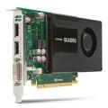 HP NVIDIA QUADRO K2000 2GB DL-DVI+2xDP