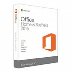 Microsoft Office Casa e Negócios 2016 PT Medialess