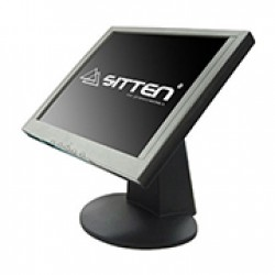 "SITTEN POS MONITOR 15"" TFT TOUCHSREEN USB+RS232"