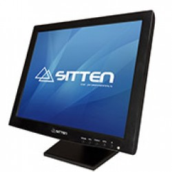 """SITTEN POS MONITOR 17"""" TOUCH TFT LV-1702 - USB 5-WIRE 1280x1224"""