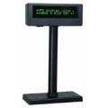 POS VISOR CLIENTE VFD PRETO 2x20 CARACTER USB