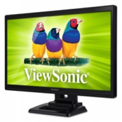 "VIEWSONIC MONITOR LED TOUCHSCREEN 24"" TD2420 W8"