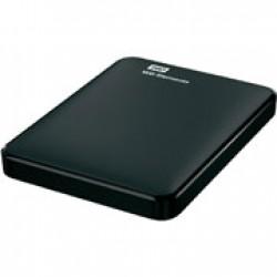 """WD HDD 1TB ELEMENTS BLACK USB3.0 2.5"""" - Novo Modelo"""
