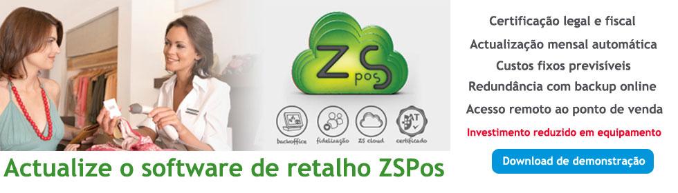 Actualização ZSPos
