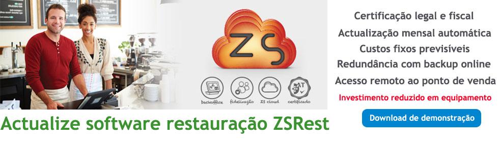 Actualização ZSRest