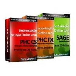 eConnector – Sincronização ERP (PHC ou SAGE) com Loja Online