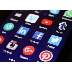 Gestão de Redes Sociais Avença Mensal