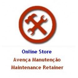 Avença Manutenção Loja Online