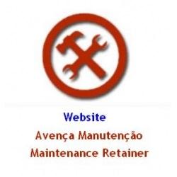 Avença Manutenção Website