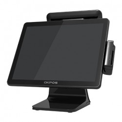 "OKPOS OPTIMUS -15"" PCAP,INTEL J1900"