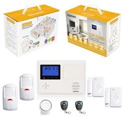 KIT ALARME S/ FIOS PSTN & GSM, OP-D99