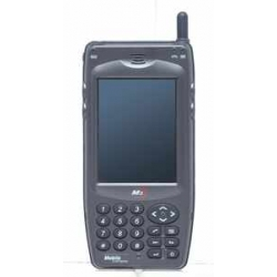 PDA MobileCompia M3, XSCALE 400Mhz, CE .NET 4.2, 64ROM/RAM; WIFI 802.11b, Bateria 2000mAh, Base de carga para Terminal e 2º Bateria