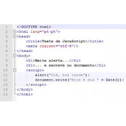 Programação WEB  - Serviço de depuração