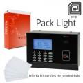 RELÓGIO DE PONTO ID PROX 5 + SOFTWARE ID LIGHT