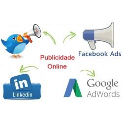 Publicidade Online - avença mensal