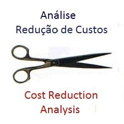 Análise de Redução de Custos