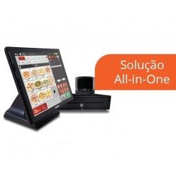 Sistema POS Completo Wintec AnyPos 600