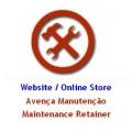 Avença Manutenção Website / Loja Online