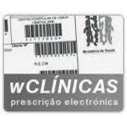 wCLÍNICAS Prescrição Electrónica (médico /ano)