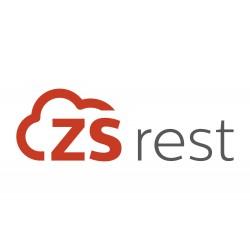 Software ZoneSoft ZSRest Actualização