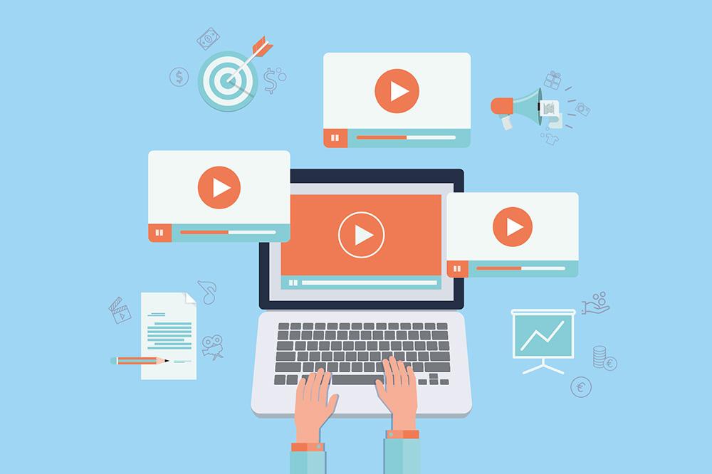 Campanhas publicitárias de video marketing