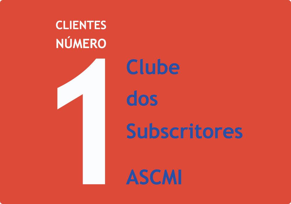 Clube dos subscritores ASCMI