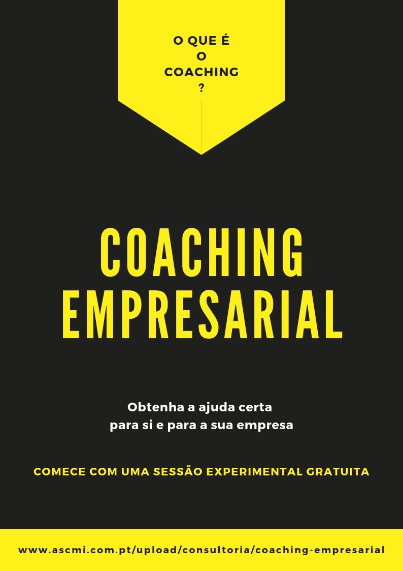 O que é o coaching empresarial