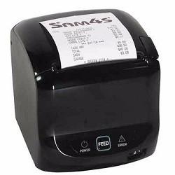Impressora de talões térmica
