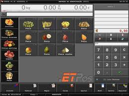 Licenca ETPOS interface fácil