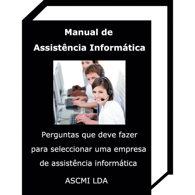 Manual de assistência informática