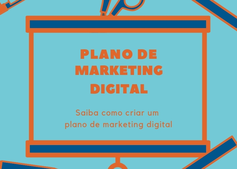 Plano de marketing digital para empresa