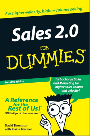 marketing digital sales 2.0 for dummies