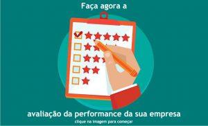 Avaliação de performance da empresa