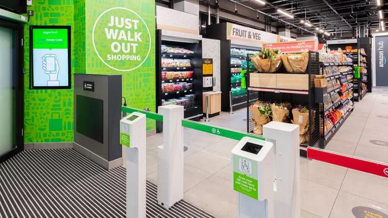Atendimento sem caixas nos supermercados